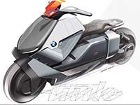 BMW Motorrad Concept Link. Urbane Einspurmobilität neu gedacht.