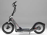 BMW Motorrad X2City. Mobilität mit Kick - vielseitig und emissionsfrei.