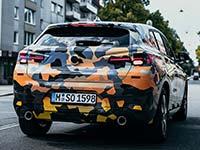 """Expedition im """"Urban Jungle"""" für den neuen BMW X2."""