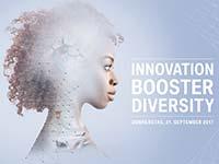 Das Thema: Personelle Vielfalt als Treiber von Innovationen - am 21.09.2017 in der BMW Welt.