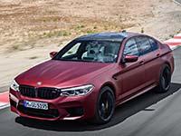 Der neue BMW M5 (F90). Überlegene Fahrdynamik (Kurzfassung).
