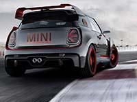 Das MINI John Cooper Works GP Concept: Rennsport ohne Kompromisse.