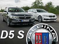 BMW ALPINA D5 S - schnellster Serien-Diesel der Welt.