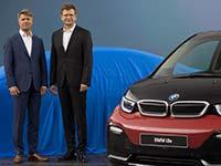 IAA Preview 2017: Aussagen von BMW Chef Harald Krüger und Entwicklungvorstand Klaus Fröhlich