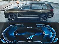 BMW Concept X7 iPerformance. Eine neue Großzügigkeit.