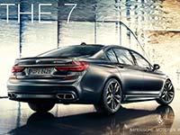 Mehr als Freude am Fahren - innovativer Luxus im Stil von BMW.