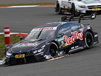 Wittmann fährt im Sonntagsrennen als Dritter für BMW auf das Podium