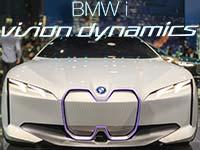 Fotos von der IAA 2017: BMW i Vision Dynamics