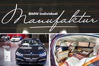Fotos von der IAA 2017: 25 Jahre BMW Individual - 6x 7er-BMW Individual