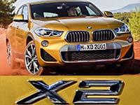 Der neue BMW X2 - Galerie