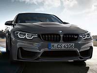 BMW M3 CS: Expressives Design.