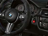 BMW M3 CS: Exklusive Ausstattung.
