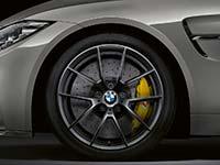 BMW M3 CS: Galerie