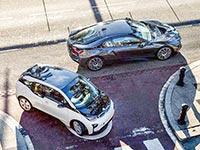 BMW Group setzt bisher über zwei Millionen Fahrzeuge ab