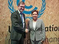 Die BMW Group auf der UN-Klimakonferenz in Bonn 2017.