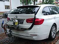 Deutsche Umwelthilfe (DUH) unterstellt BMW Abschalteinrichtung beim BMW 320d