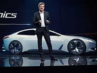 Rede, Klaus Fröhlich, Mitglied des Vorstands der BMW AG, Entwicklung,Technologie Workshops 2017.