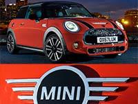 Facelift für den MINI 3-Türer, 5-Türer und das MINI Cabrio