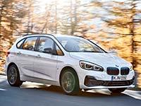 Der neue BMW 2er Active Tourer und BMW 2er Gran Tourer. Modellüberarbeitung 2018.