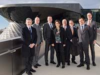 Die BMW Group und Codelco vereinbaren Kooperation bei der Gründung der Responsible Copper Initiative