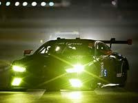 Innovativ und begeisternd: die Lichttechnologie des neuen BMW M8 GTE.