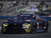 """Start frei für die neue Speerspitze: BMW M8 GTE feiert Rennpremiere bei den """"Rolex 24"""" in Daytona."""