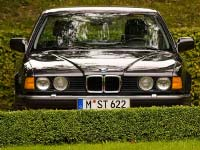 Der 7er von 1986 - der BMW, der alles änderte