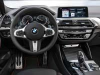 BMW X4 - Innenraum und Ausstattung. Sportlichkeit in einem modernen Premium-Ambiente.