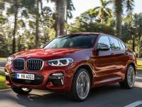 BMW X4: Antrieb und Fahrerlebnis. Faszinierende Dynamik, beeindruckende Vielseitigkeit.