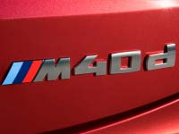 Die BMW M Performance Modelle. BMW X4 M40i und BMW X4 M40d – ein dynamisches Duo.