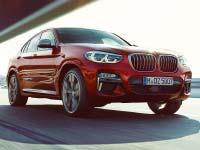 Der neue BMW X4 - 2. Generation ab 2018 - Wallpaper