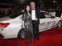 Goldene Kamera 2018: BMW ist offizieller Partner und stellt exklusiven Shuttle-Service.