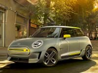 BMW Group plant Joint-Venture für MINI Elektrofahrzeuge in China