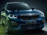 Weltpremiere auf dem Genfer Autosalon 2018: Die neuen BMW ALPINA XD3 und XD4 Modelle.