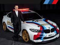 """20 Jahre: BMW M startet in die Jubiläumssaison als """"Official Car of MotoGP™""""."""