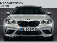 Der neue BMW M2 Competition. Highlights.
