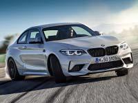 BMW M2 Competition: Fahrdynamik.