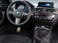 BMW M2 Competition: Exterieur und Interieur