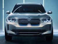 Elektromobilität ist im Kern der Marke BMW angekommen. Das BMW Concept iX3.