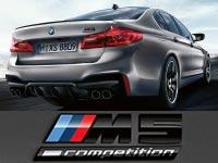 Der neue BMW M5 Competition.