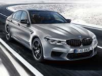 Der neue BMW M5 Competition. Galerie.