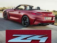 Der Roadster reloaded: Weltpremiere des neuen BMW Z4 in Pebble Beach