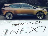 Der BMW Vision iNEXT. Die Zukunft im Visier.