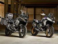Die neue BMW R 1250 R, die neue BMW R 1250 RS und die neue BMW R 1250 GS Adventure.