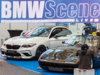 Der BMW M2 Competition mit M Performance Parts auf der Essen Motor Show 2018