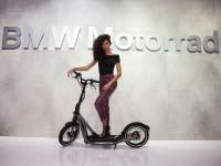 BMW Motorrad präsentiert den neuen X2City.
