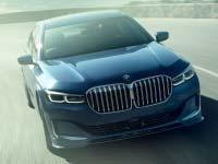Der neue BMW Alpina B7 (G12 LCI)