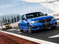 Die neue BMW 3er Limousine in der Langversion.