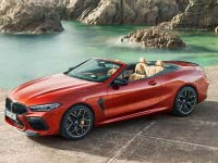 Das neue BMW M8 Coupé/M8 Competition Coupé und	BMW M8 Cabrio/M8 Competition Cabrio.