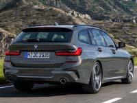 Der neue BMW 3er Touring (Modell G21, ab 2019).